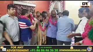 AIMIM MUMTAZ AHMED KHAN   Door To Door Campaign Under Charminar Constituency - DT News