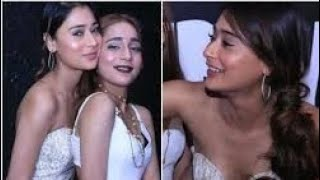 Sara Khan CRYING Badly For Her Sister For Leaving Her