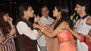 Kartik Aka Mohsin Khan Birthday Celebration With Shivangi Joshi & Ye Rishta Kya Kehlata Hai Team