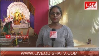Bhubaneswar Gajalaxmi puja coverage Jyotirmayee Behera
