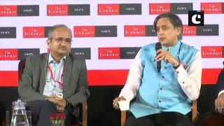 We need to ensure education is in sync with what job market needs: Shashi Tharoor