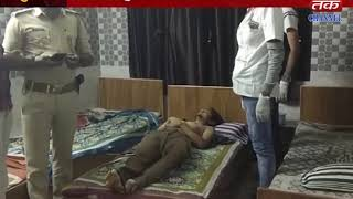 Junagadh : Youth's body found in the guest room near the bus station