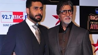 This Is How Amitabh Bachchan Motivates Abhishek Bachchan During Bad Times…