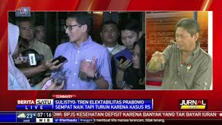 Dialog: Adu Kuat Elektabilitas Capres #1