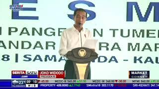 Jokowi: Pembangunan Infrastruktur Bukan untuk Gengsi