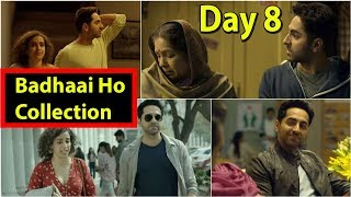 Badhaai Ho Movie Collection Day 8