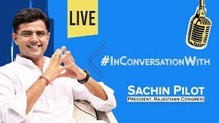 In Conversation With Shri SachinPilot, watch him answer all your questions!