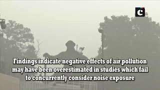 Air pollution, noise putting you at risk of cardiovascular diseases