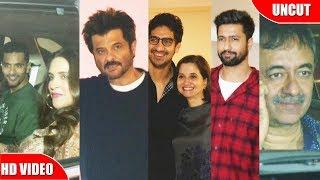 Bollywood Celebs At Karan Johars NIGHT PARTY At His Residence