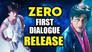 ZERO FIRST DIALOGUE | Shahrukh Khans Character BAUUA SINGH Makes A Grand Entry on Twitter
