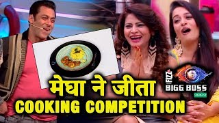 Megha Dhade WINS Cooking Competition Against Dipika Kakar | Weekend Ka Vaar | Bigg Boss 12