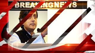 Modi is like a scorpion sitting on a Shivaling for RSS: Shashi Tharoor at Bangalore litfest