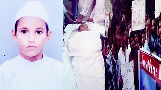 #justiceforazeem | A Muslim Boy Beaten To Death By Others Boys | In Delhi Malviya nagar |