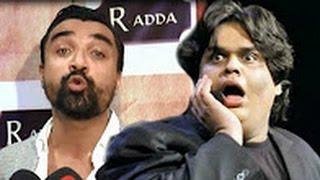 Ajaz Khan Calls Tanmay Bhat CHUTIYA For Snapchat Controversy!