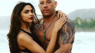 Deepika Padukone and Vin Diesel Look Hot in This new still From 'Xxx'