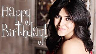Ekta Kapoor Birthday Bash At JW Mariott