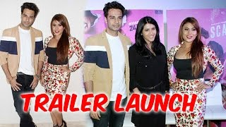 Ekta Kapoor and Vikram Bhatt At Trailer Launch Of Film Scandall