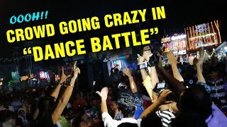 CROWD GOING CRAZY IN DANCE BATTLE || OOOH!! || SATYA BHANJA