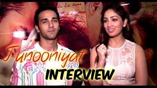 Pulkit Samrat and Yami Gautam Interview for film Junooniyat