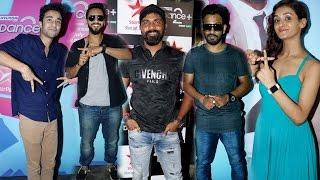 Launch of Dance Plus Season 2 | Remo D'Souza, Shakti, Raghav & Punit