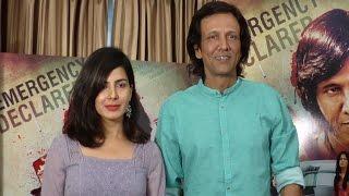 Interview for movie SAN 75 (Pachattar) Kay Kay Menon | Kirti Kulhari