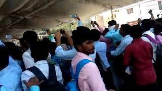 కేసీఆర్ కు తగిలిన నిరుద్యోగుల సెగ | Telangana unemployment issue