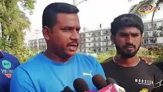ಬೆಂಗಳೂರಿನಲ್ಲಿ  ಭೂಕುಸಿತ ರಸ್ತೆ ಸವಾರರ ಪರದಾಟ SSV TV NEWS BANGLORE 26 10 2018 5