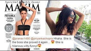 Priyanka Chopra's Answer To Her 'ARMPIT' Haters Is Bang On! | Priyanka Chopra | Bollywood
