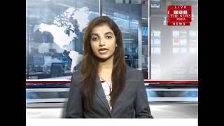 मतदाताओ को जागरूक करने के लिये रेली का आयोजन  THE NEWS INDIA