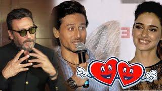 Jackie Shroff's Funny Reaction On Tiger Shroff & Disha Patani's relationship