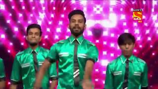 The Dazzlers - India Ke Mast Kalandar | SAB TV | The Dazzlers Dancing on High Heels
