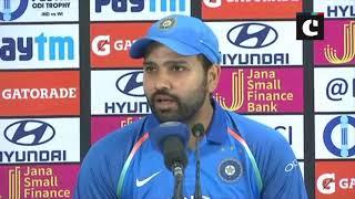 India vs Windies- Rohit Sharma lauds Ambati Rayudu for supportive century