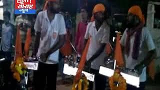 માંગરોળ-ગૌમાતાને રાષ્ટ્ર માતા જાહેર કરવા 35 જગ્યાએથી સાયકલ રેલી યોજાય