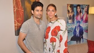Rajeev Khandelwal & Caterina Murino in a quick chat session over 'Fever'