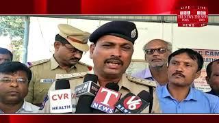 [ Medchal ] मेडचल में पुलिस ने 4 लाख से 32 सी सी cemeras inaguration किया / THE NEWS INDIA