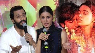 Riteish Deshmukh & Nargis Fakhri react on 'Banjo's comparison with 'Rockstar'