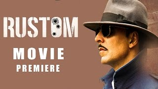 Rustom Movie Premiere | Amitabh Bachchan, Ileana D'Cruz, John Abraham & more celebs