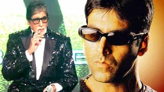 Amitabh Bachchan's reaction on Akshay Kumar not being a part of 'Aankhen 2'