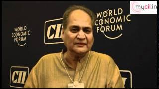 Rahul Bajaj, Chairman -Bajaj Group at  India Economic Summit,2011