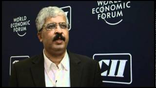Arvind Mahajan,Partner Advisory Services-KPMG at India Economic Summit,2011