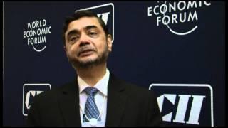 S P Shukla,President-Special Projects-Mahindra & Mahindra Ltd at India Economic Summit,2011