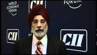 H S Bedi, Chairman & MD-Tulip Telecom Ltd at India Economic Summit,2011