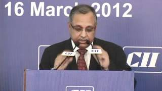 Comments on Union Budget 2012-13 by Mr Chandrajit Banerjee (Director General), CII
