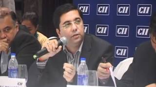 CII-WR Union Budget 2012-13 Live Viewing Session