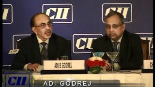 CII is against tax evasision, black money: Adi Godrej, CII President