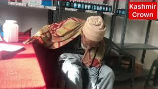 #KarnahInPain Kashmir Crown with Karnah. Karnah's Health Is Not Well. Heath Sector In Karnah Worst