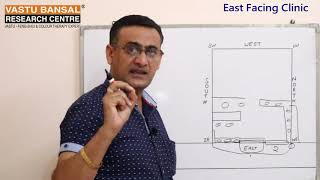 Vastu Tips For East Facing Clinic Part 1   Vastu Bansal   Dr  Rajender Bansal