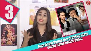 DRUNK Ram Gopal Varma Calls Tiger Shroff a 'WOMAN', Vidyut Jammwal Exposes