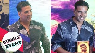 Akshay Kumar Reveals The Secret To Look Ten Years Younger At 'Veerappan' Book Launch