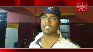 [ Hardoi ] हरदोई में शराबी पुलिस के फॉलोवर ने किया हंगामा,जमकर किया गाली गलौज चलाये ईंट पत्थर